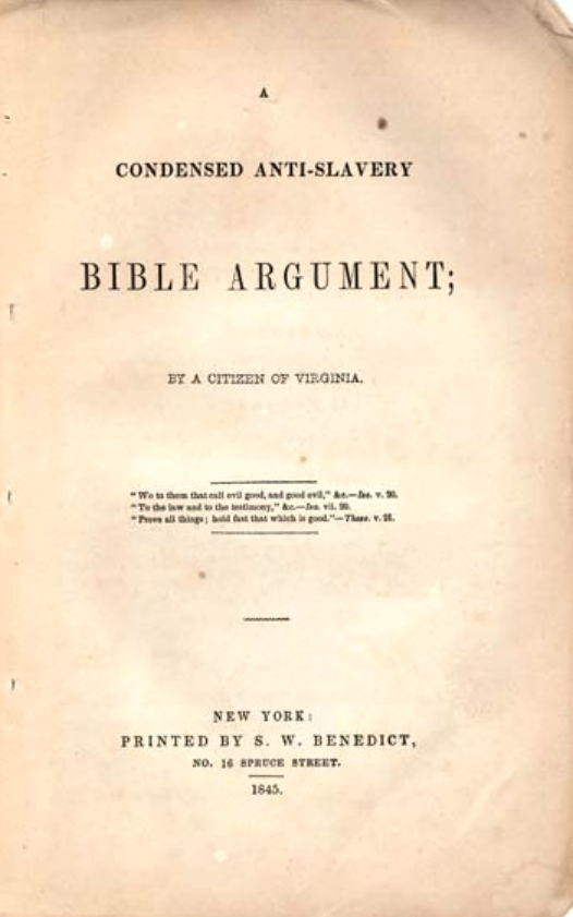 a-condensed-anti-slavery-bible-argument
