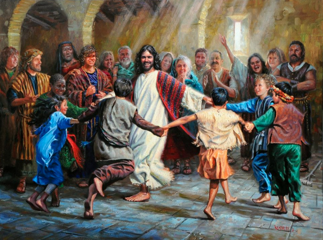 dancing-with-Jesus